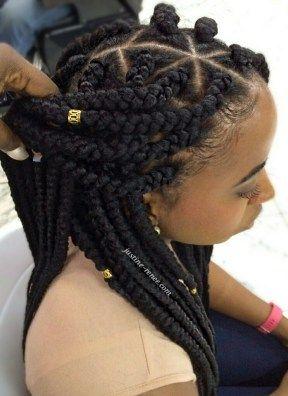 Jumbo Box Braids Box Braids Styling Girls Braids Curly