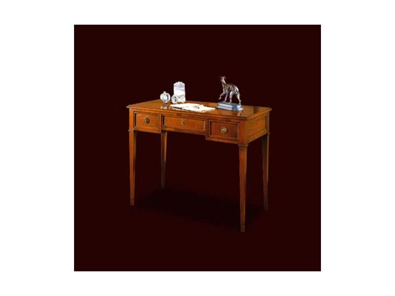 Scrittoio in stile ingresso scrivania classica piccola for Ingresso casa classica
