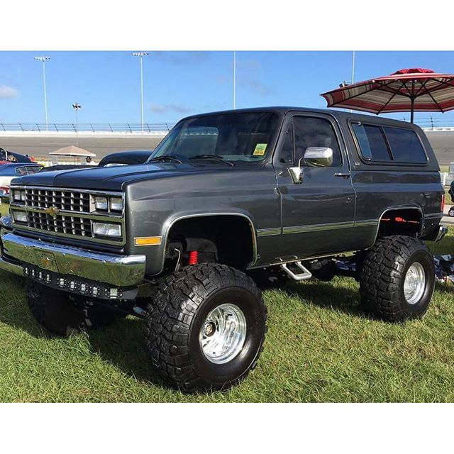 Blazer Squarebody Chevrolet K5 On Instagram Carros Auto Nave