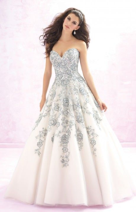 Madison James Bridal MJ119 is a ballgown dress for the princess ...