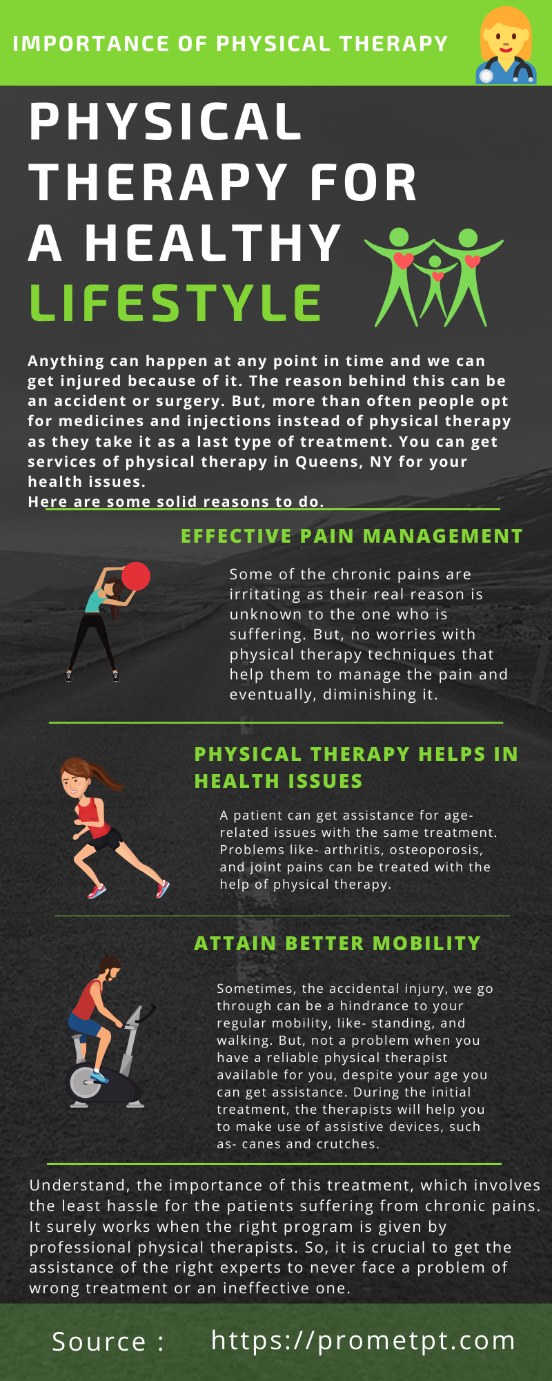 ProMet Physical Therapy in Queens NY in 2020 | Physical ...