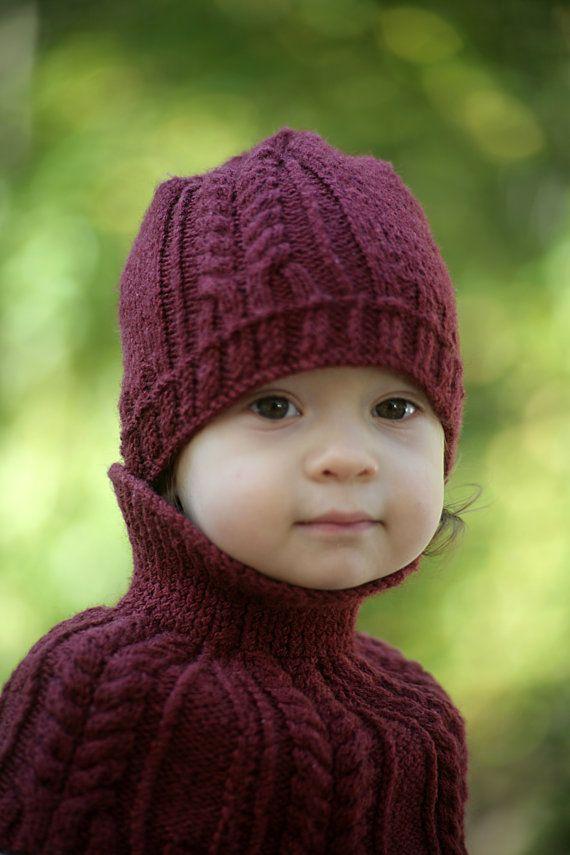 Straight Arrow Cowl Knitting Pattern Baby By Lyudmylaknitdesigns
