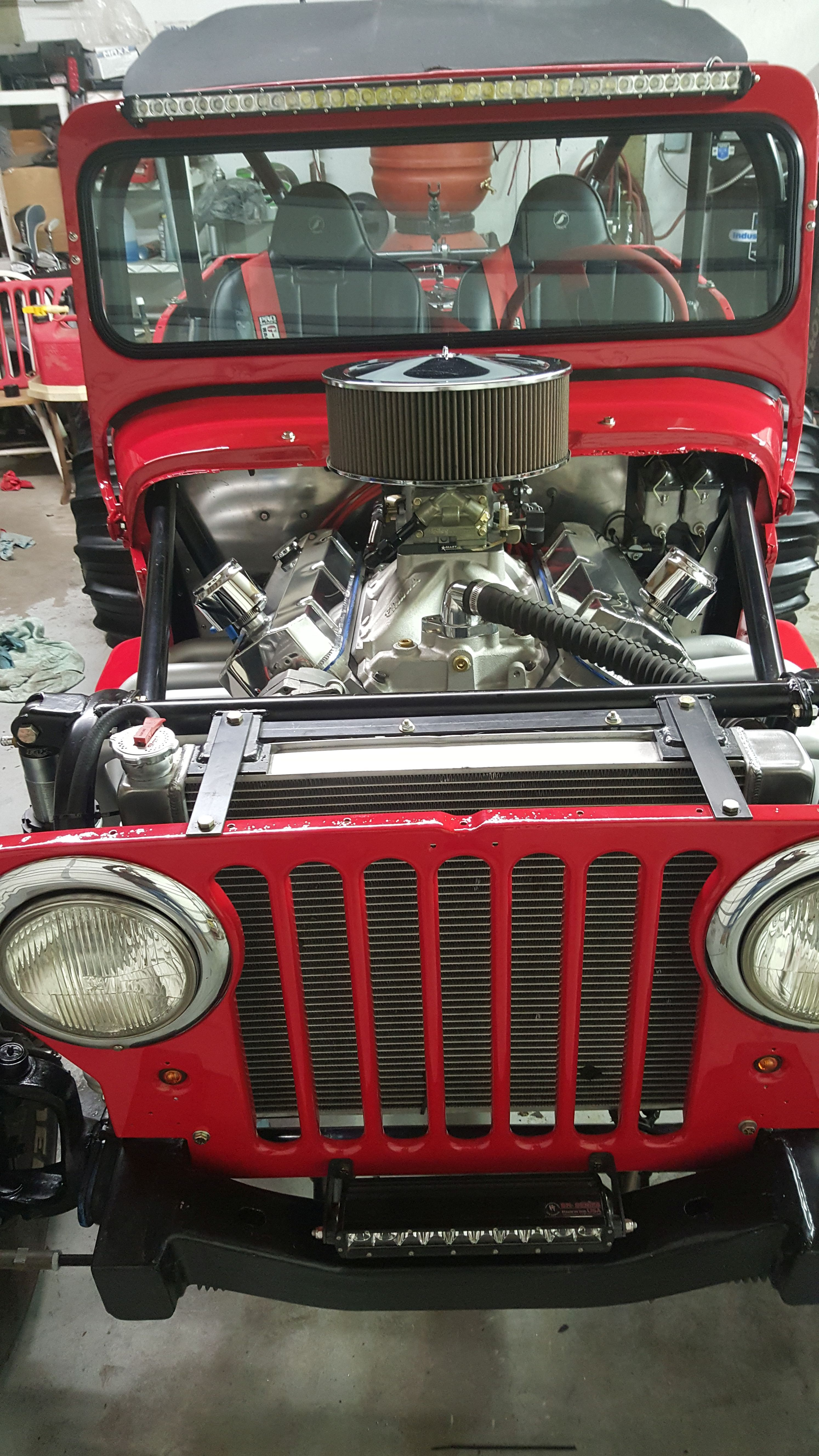 Blueprint engines customer stan cafferty has installed our blueprint engines customer stan cafferty has installed our ps5720ctc in his jeep stan tells us that its a custom build 1948 willys sand jeep long travel malvernweather Image collections