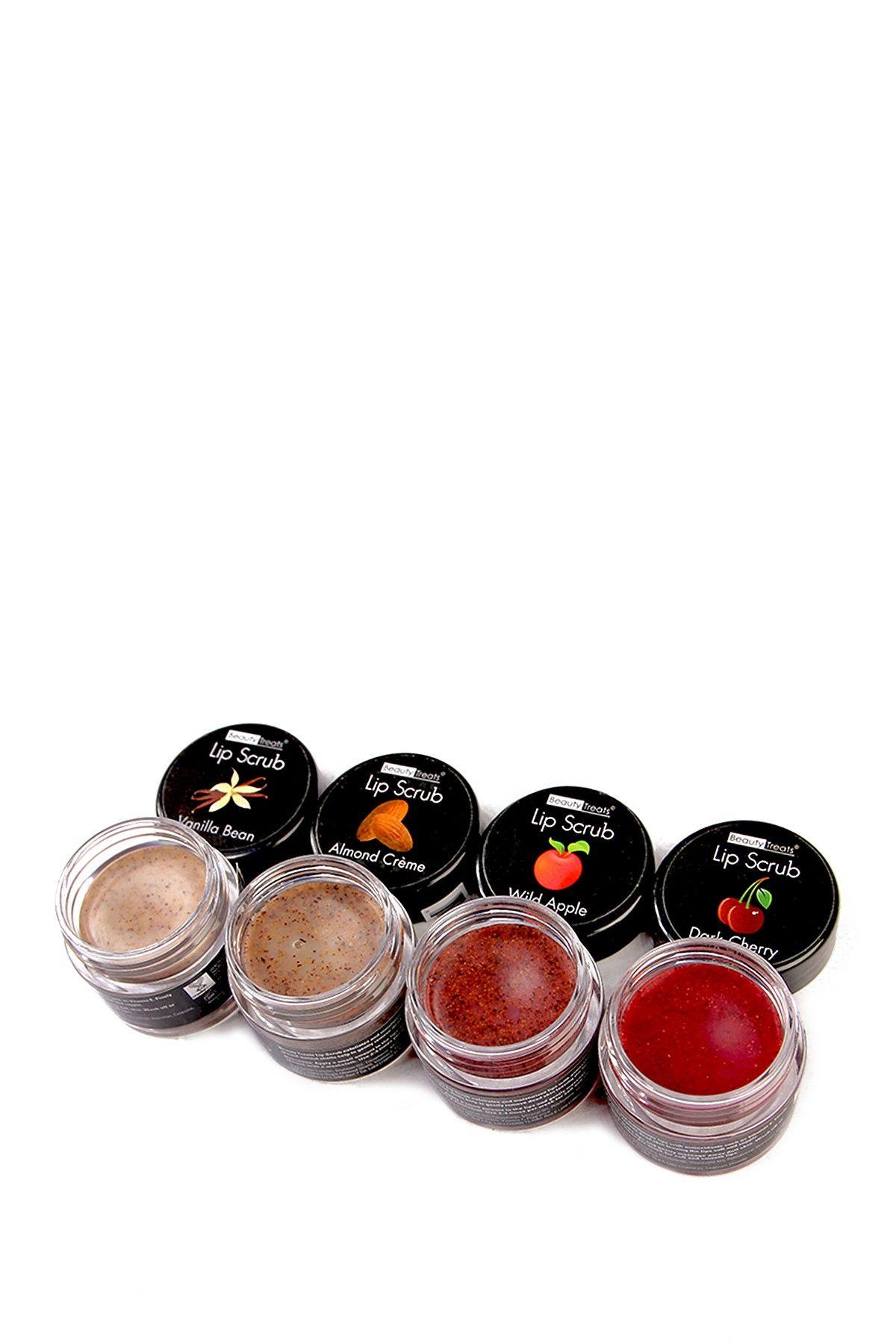 Beauty Treats Lip Scrub Set Of 4 Nordstrom Rack Lip Scrub Beauty Treats Lip Moisturizer