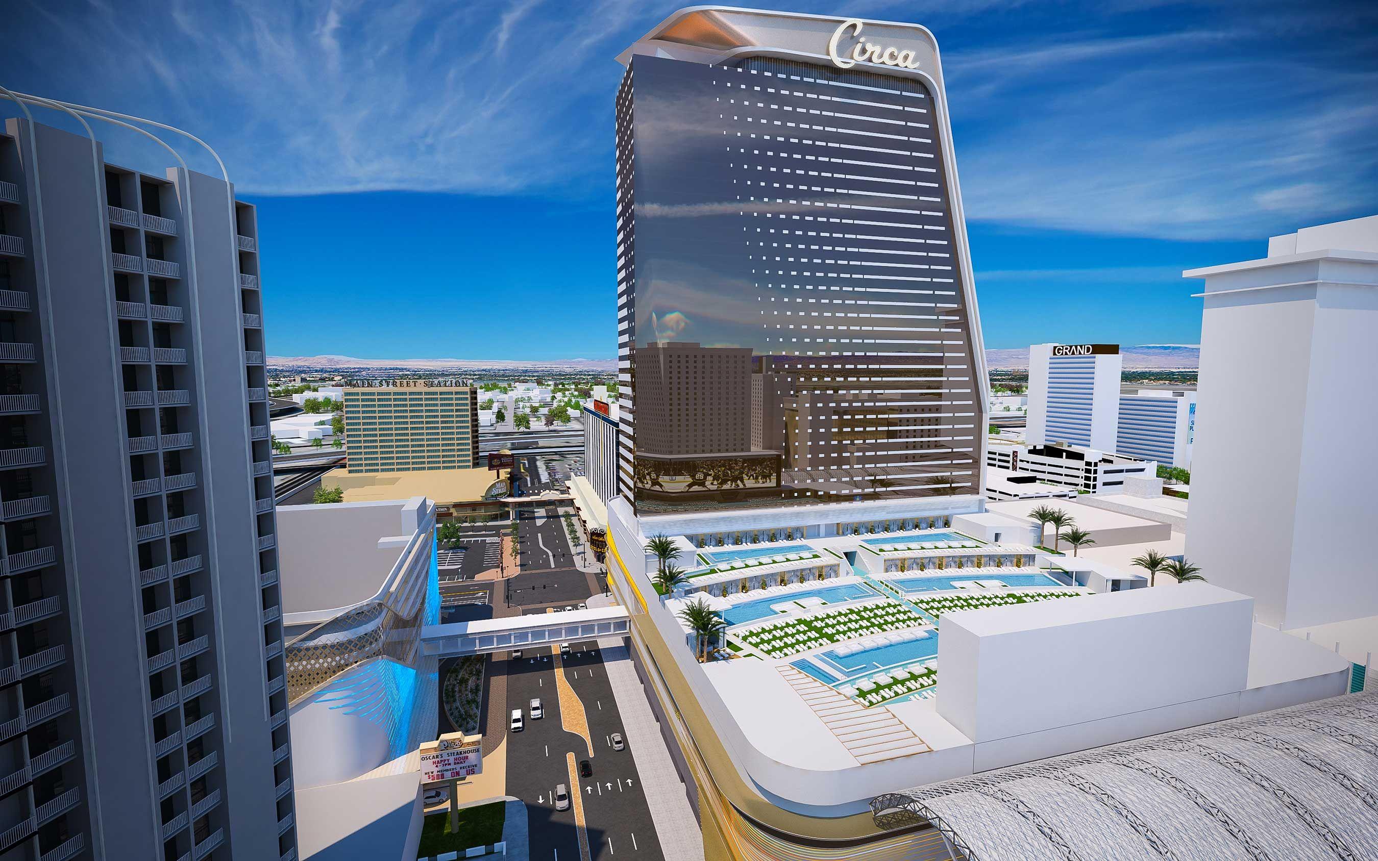 Las Vegas Future Current Hotel Construction Projects Casino Resort Casino Las Vegas