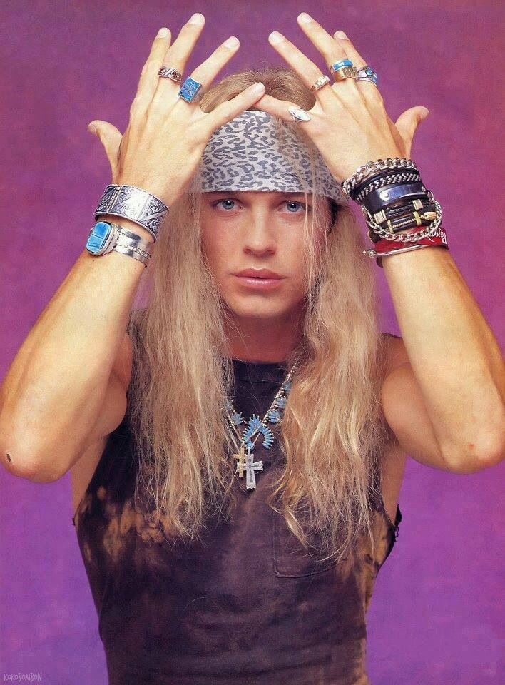 Bret So Hot In The 80s Today Rock Of Love Pinterest 80 S