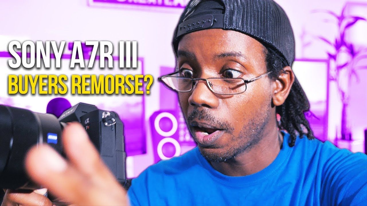 DO I REGRET BUYING THE SONY A7RIII VS A7III? | Video SEO & Web