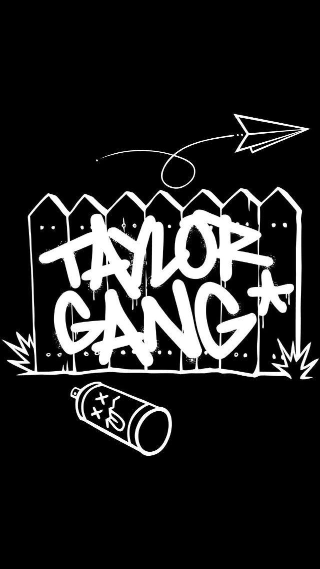 E65800c1664d53fd6958845a1dc0f6b6 Jpg 640 1 136 Pixels Taylors Gang The Wiz Hip Hop Art
