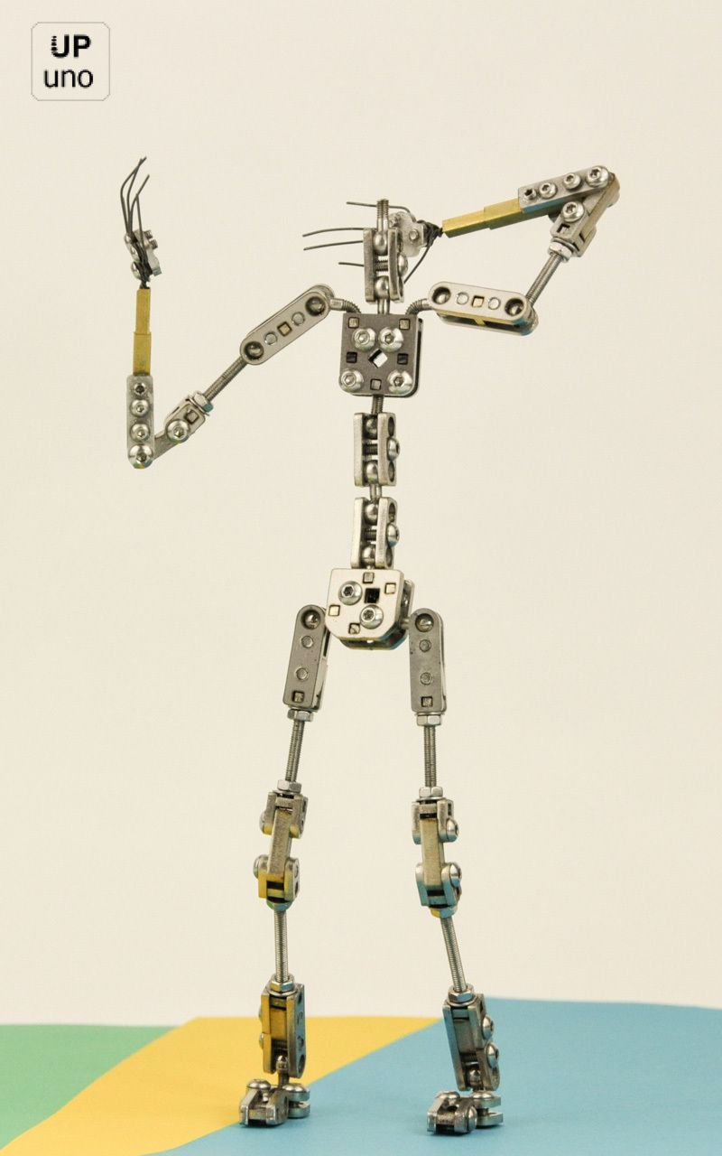 Ben - Stop motion armature kit | Animation, Puppet and Character design