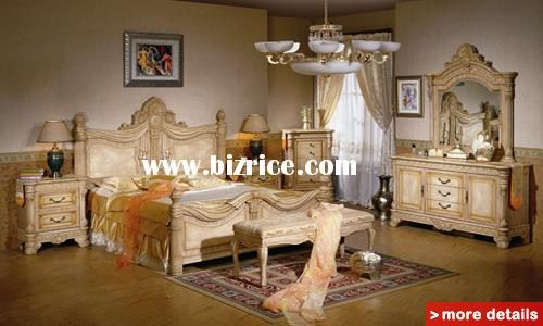 beige canopy bedroom sets | Type: Bedroom Furniture Specific Use: Bedroom Set General Use ...