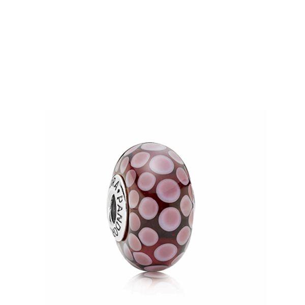 Pandora Purple Exotic Charm $60 #Pandora #Charm