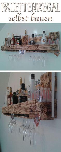 Userprojekt / Möbel & Holz | selbst.de #palettenideen
