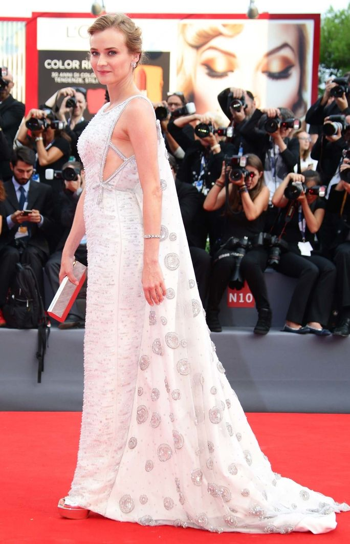 Diane Kruger Glows in Prada at the Venice Film Festival   2015 Best ... 02aeb86b5bb