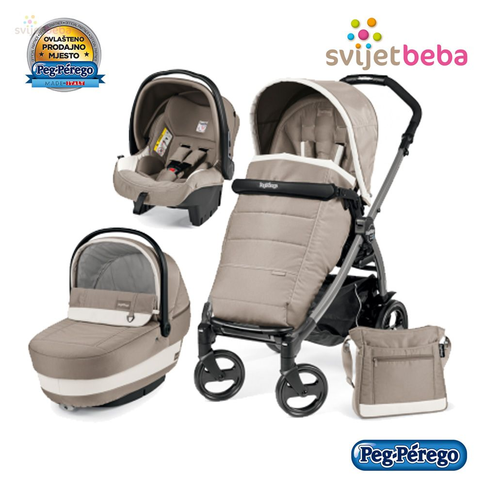 Svijet Beba Book Plus 51 Set Modular Versilia | Peg Perego Book ...