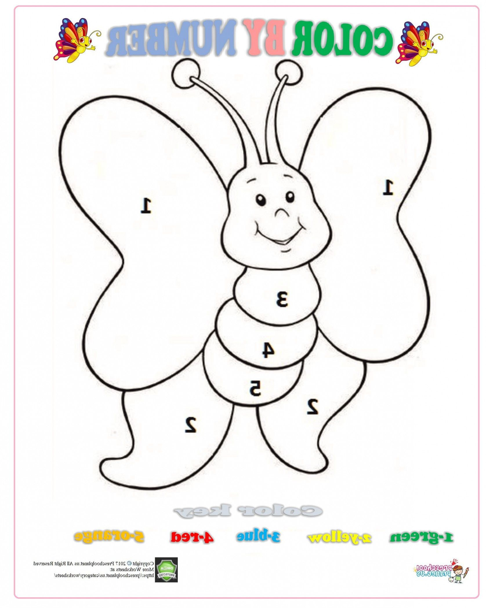 Five Stereotypes About Number Coloring Worksheets That