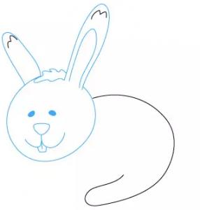 Contoh Gambar Hewan Yang Sederhana 21 Cara Menggambar Kelinci Dengan Mudah Kelincipedia Com 15 Contoh Gambar Ilustrasi Kom Gambar Hewan Gambar Kelinci Gambar