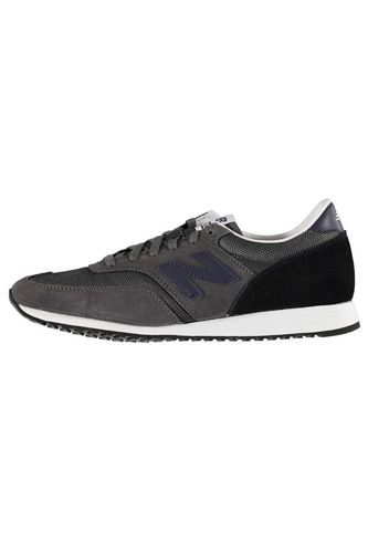 New Balance 620 Suede Panelled Trainers