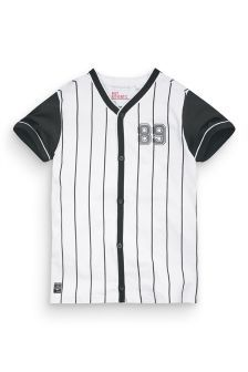 Striped Baseball Top (3-16yrs)