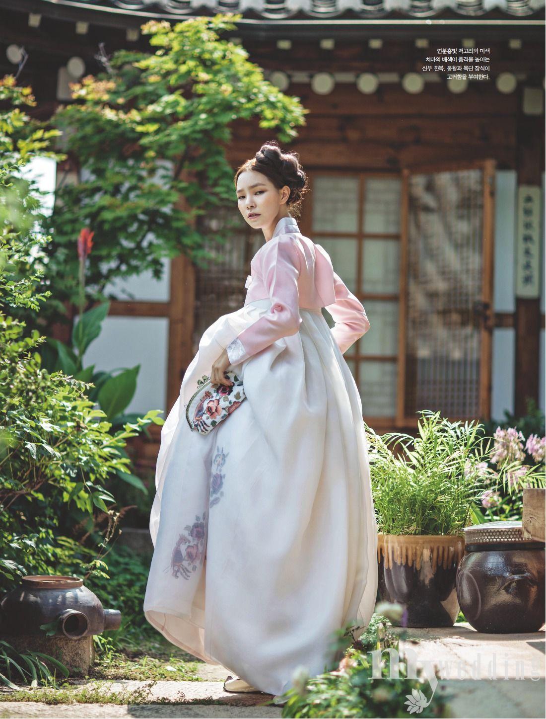 한복 hanbok korean traditional clothesdress hanbok pinterest