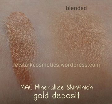Mineralize Skinfinish Soft & Gentle by MAC #4