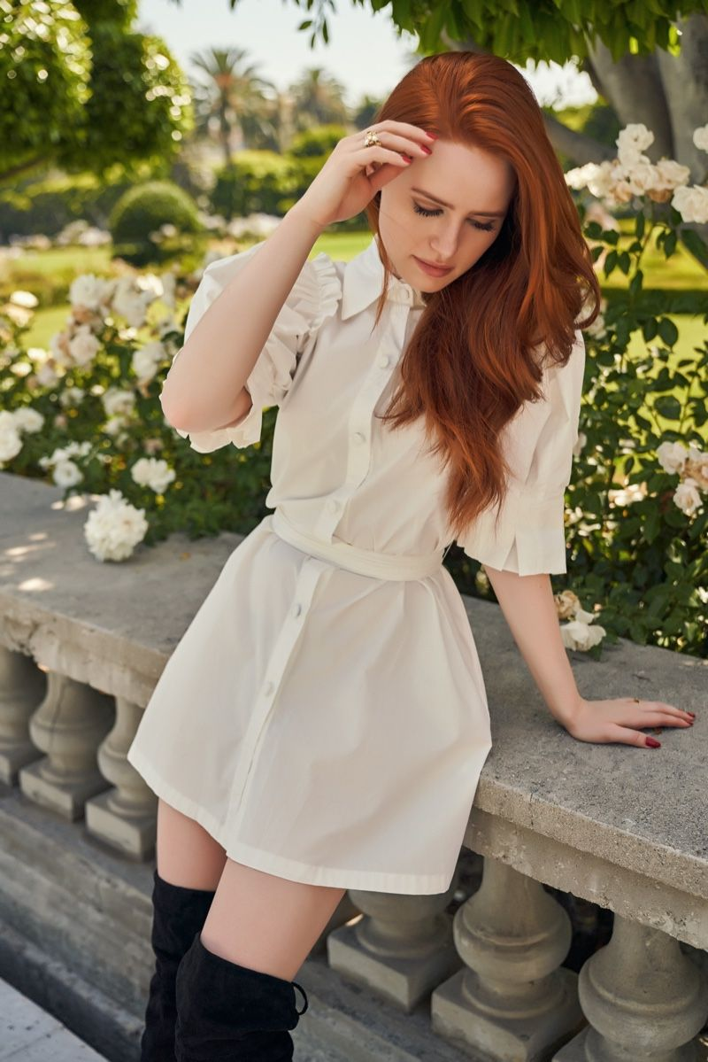 Photo of Madelaine Petsch Strikes a Pose in Shein Styles