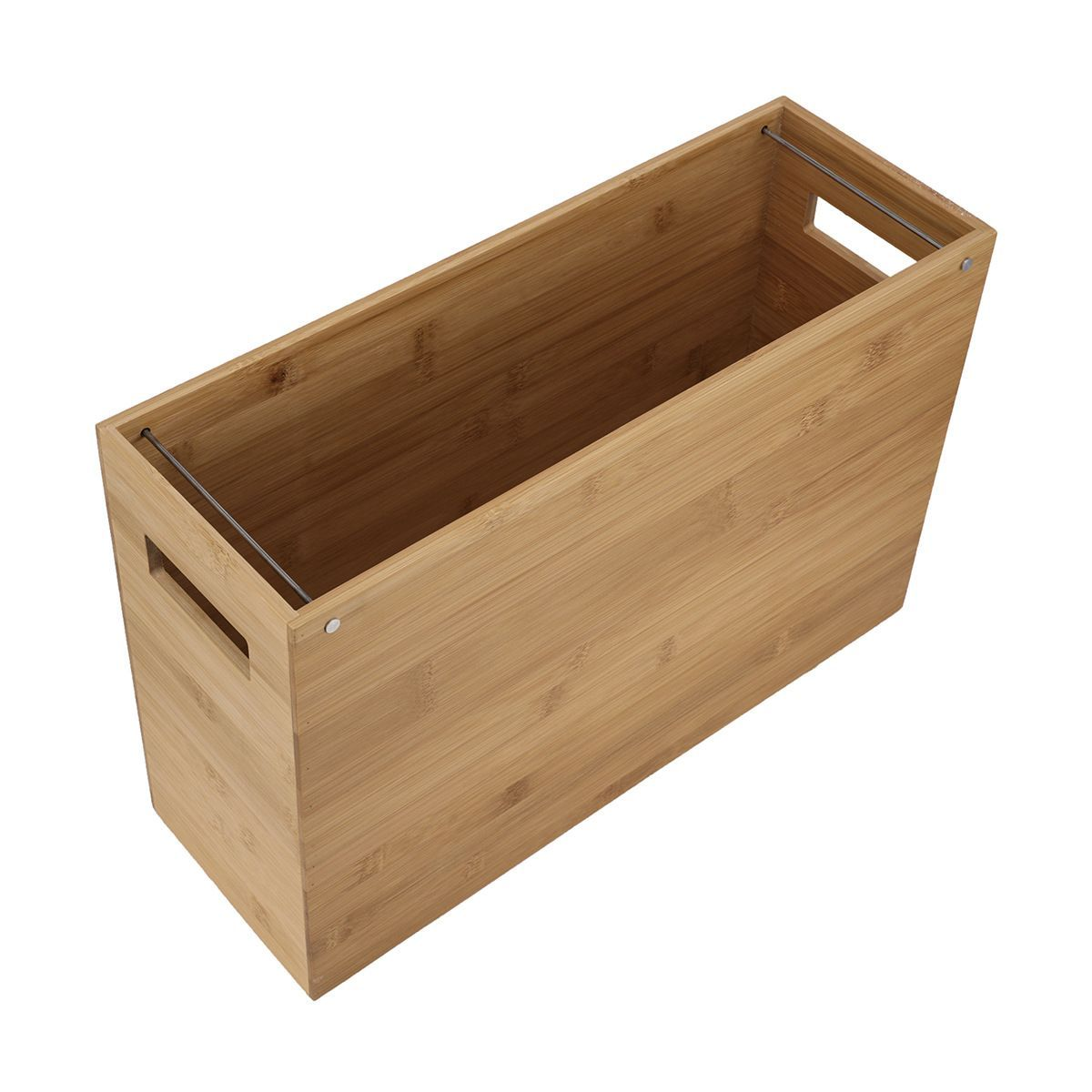Bamboo Suspension File Holder Kmart File Holder Bamboo Holder