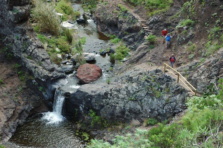 Fotos de Barranco de Afur, Tenerife