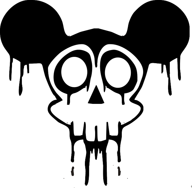 Free Image On Pixabay Creepy Mouse Scary Mouse Mickey Mouse Drawings Mickey Mouse Art Dark Disney Art