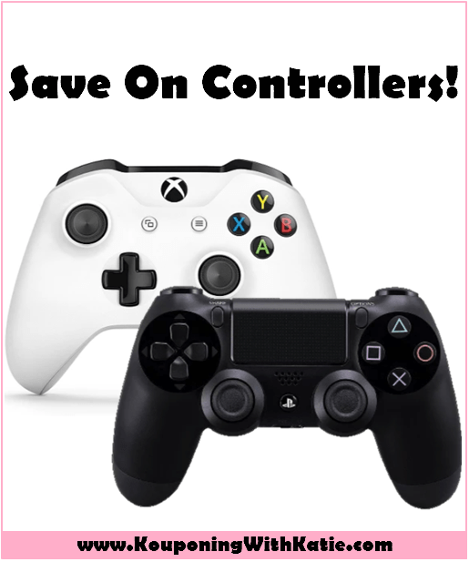 grab a new xbox one or ps4 controller for half off just 33 99