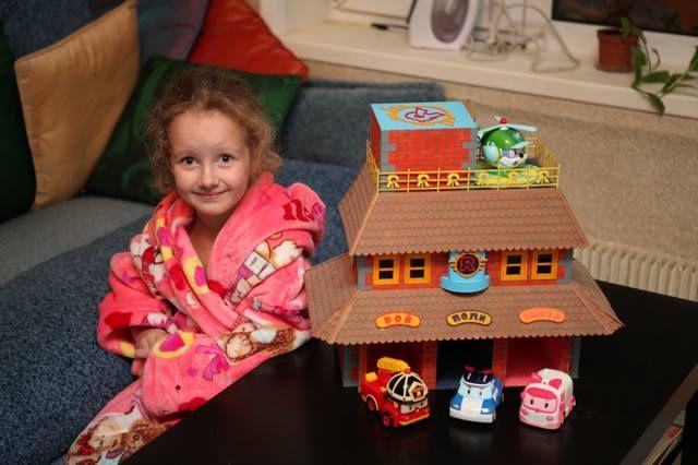 Сделать гараж для ребенка своими руками 66
