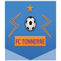 Tonnerre d'Abomey FC  (Bohicon, Benin) #Tonnerred'AbomeyFC #Bohicon #Benin (L12536)