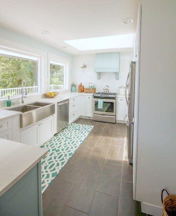 Turquoise and Aqua Kitchen Ideas images