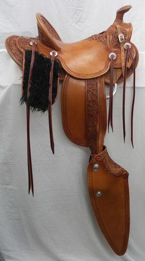 3b Visalia Pr Saddles Saddles Cowboy Gear Cowgirl