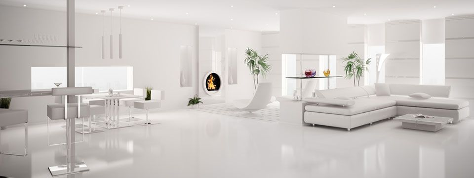 Poured Resin Flooring Residential Flooring Living Room Upstairs Minimalist Interior