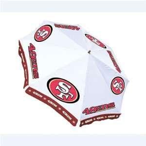 NFL Auto Folding Umbrella San Francisco 49ers by McArthur