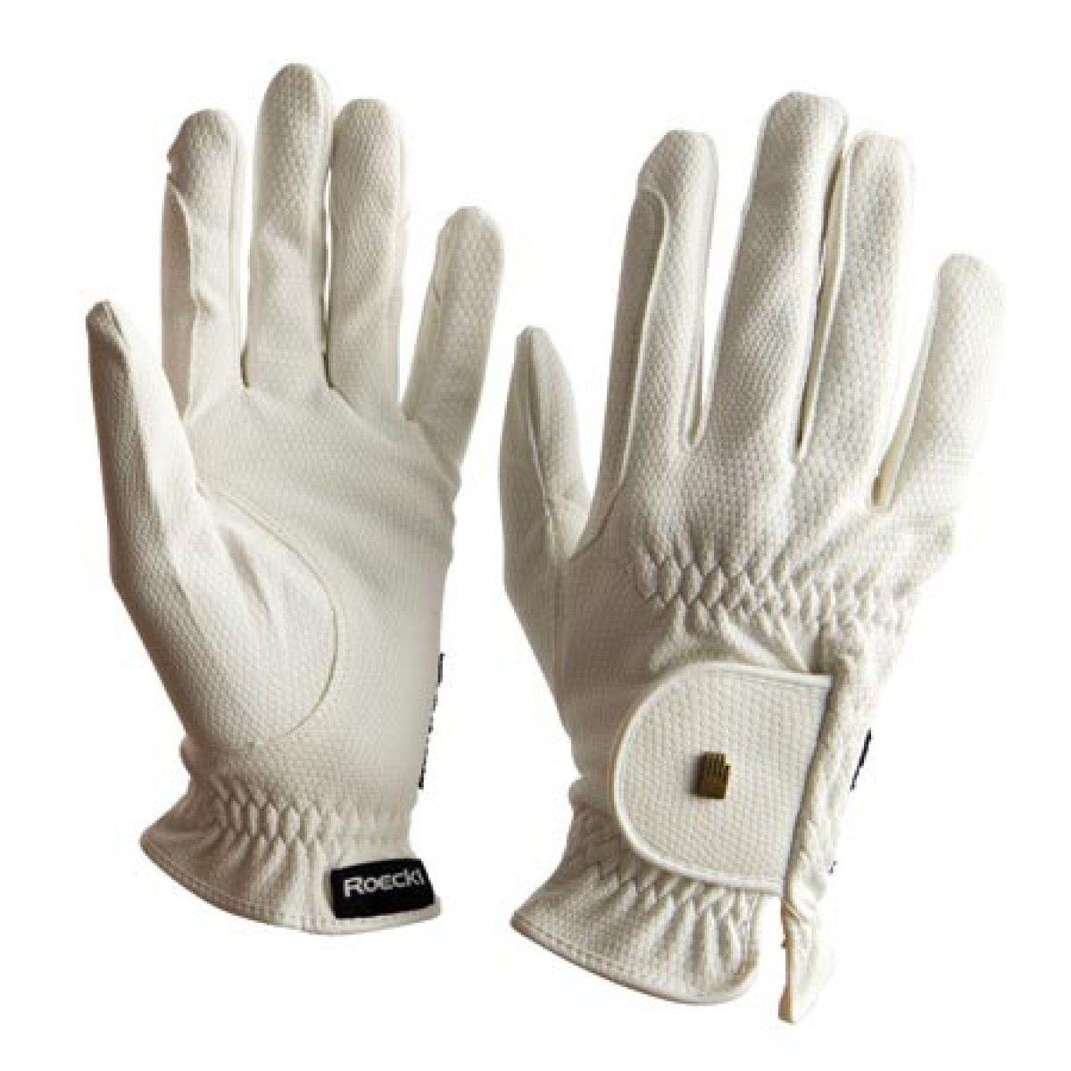 Roeckl Vesta Riding Gloves White 99 95 Riding Gloves Horse Riding Gloves Gloves