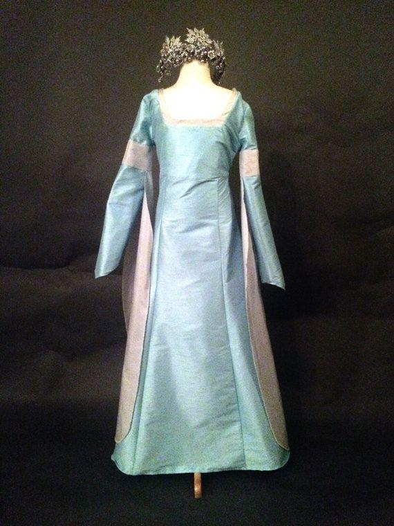 The Princess Bride Princess Buttercup Blue Dress Costume | Buttercup ...