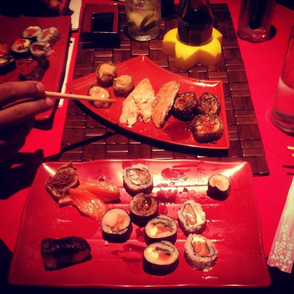 Pra ver mais da minha semana, vem pro blog: http://www.blogcoisaetal.com/2014/07/diario-instagram-e-sushi.html#.U7NTHJRdVN8