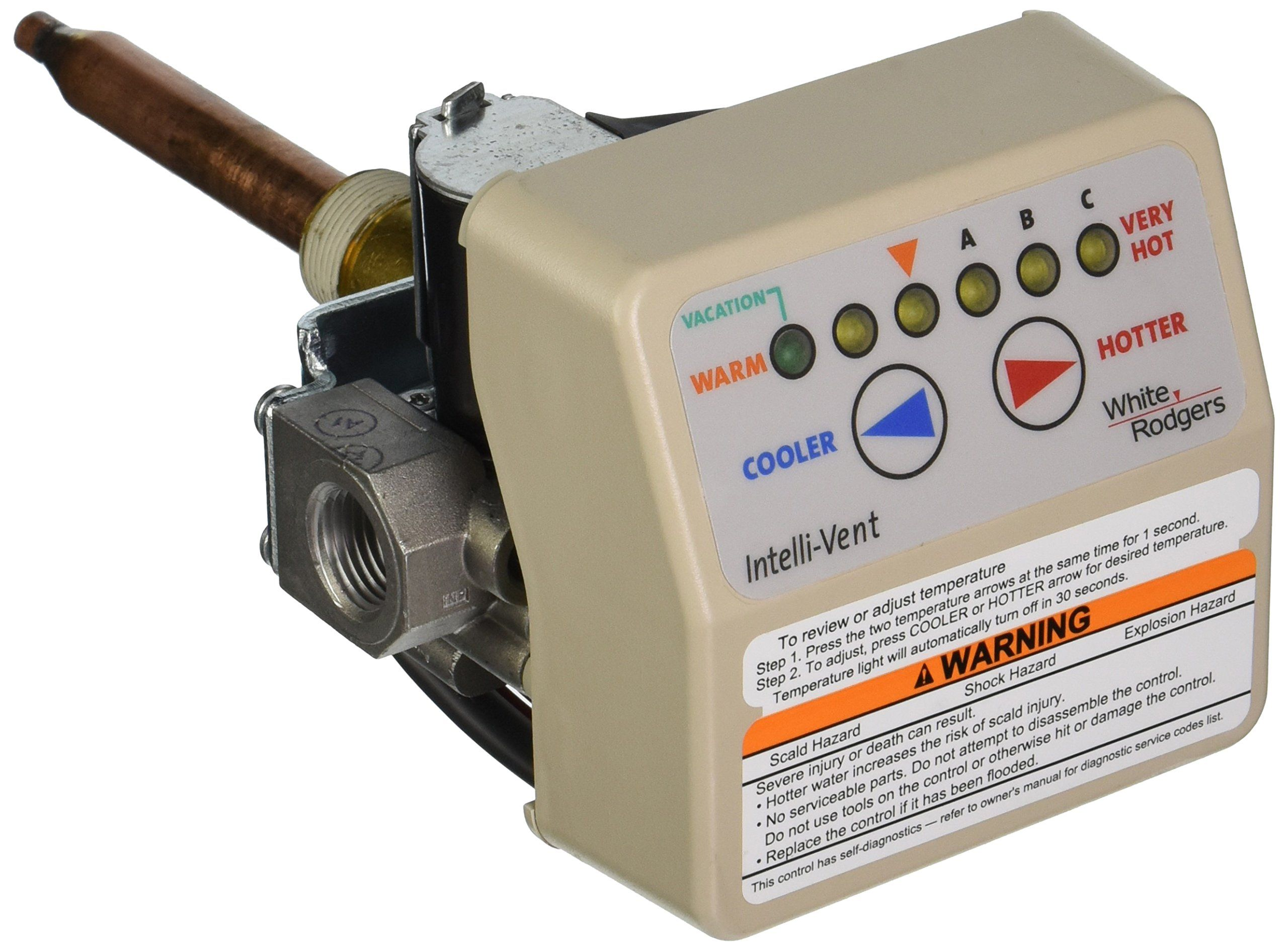 The Rheem SP13845A is a gas control thermostat. HVAC