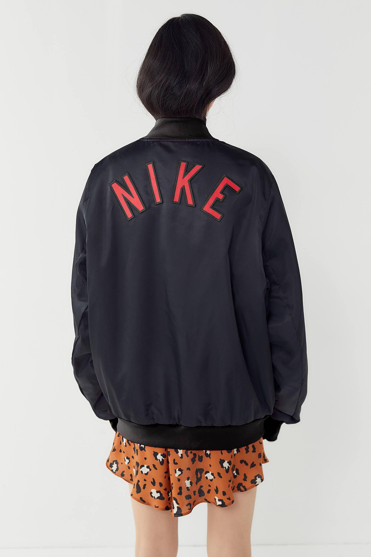 dabf7012105a Nike Sportswear Air Bomber Jacket in 2019