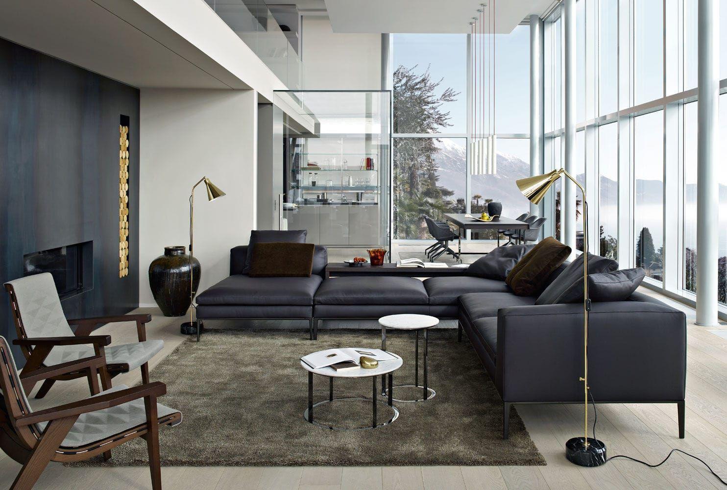 B B Möbel b b italia möbel und dekoration archiexpo sofas leder