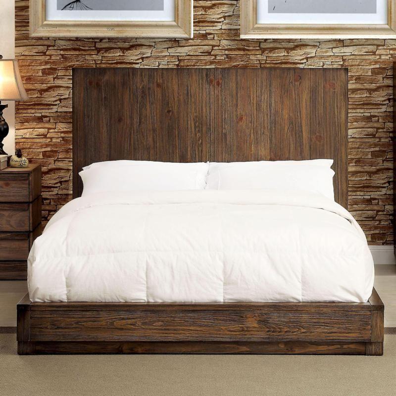 Amarante CM7624QBED Queen Panel Bed (Beds Queen) Never