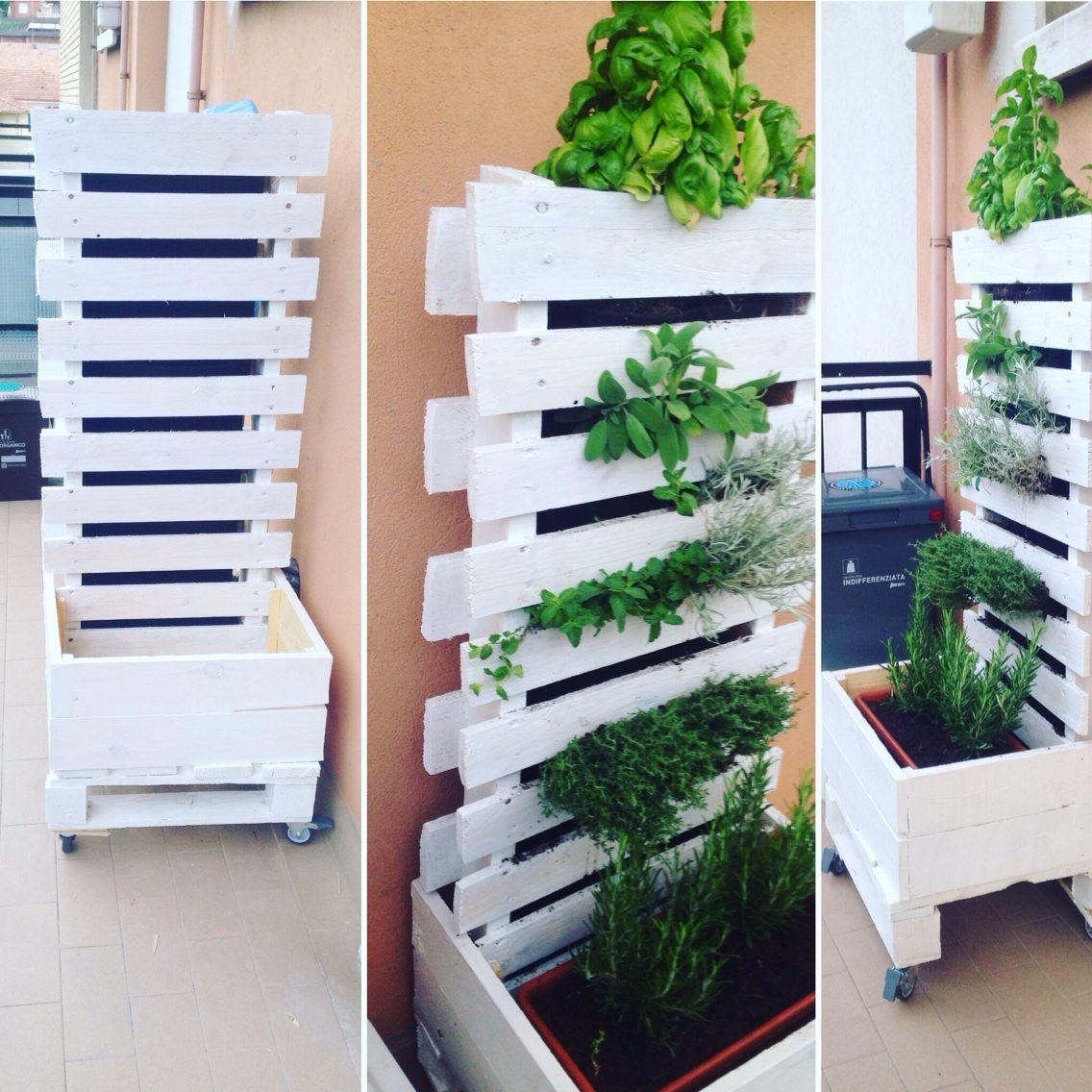 Trendy casalecchio di reno with giardino verticale in casa - Giardino verticale in casa ...