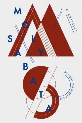 Moly Sabata 2011  Design graphique — affiche