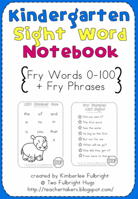 another approach to teaching sight words