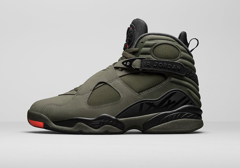Nike has officially unveiled the Air Jordan 8 Take Flight which will  release on January 28