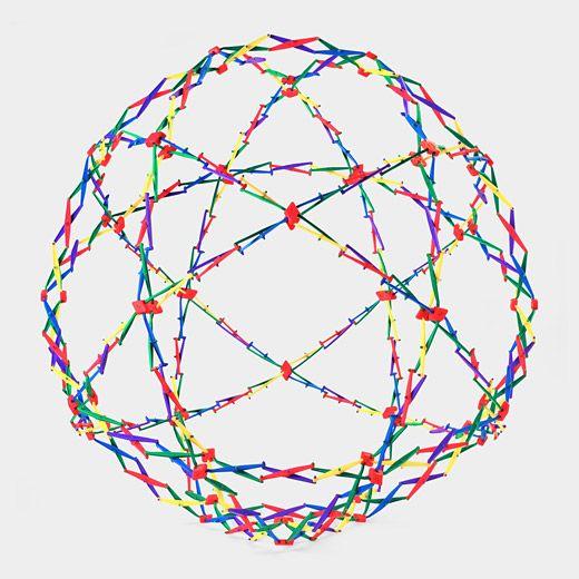 Hoberman Sphere | Spherical Delight for the little ones!