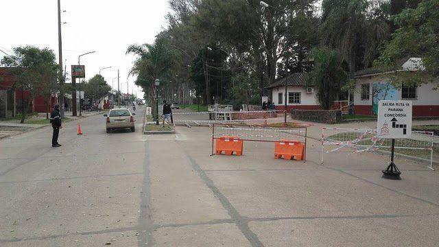 Corte en calle San Martín por obras  https://t.co/p29SfWXETF https://t.co/p7NQgLghNA