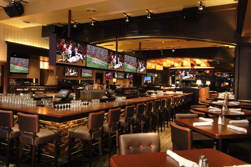 Sport Bar Funky Burger. Interior Design: Apricus. | WORK - Sport ...