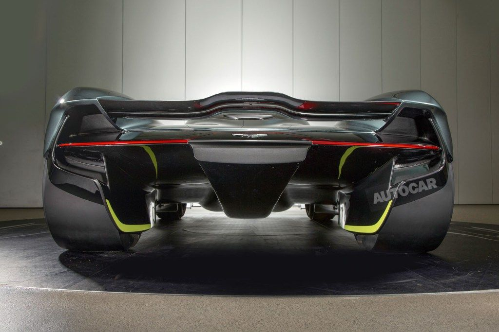 rb 2016  Aston Martin AM-RB 001 hypercar revealed - exclusive pictures ...